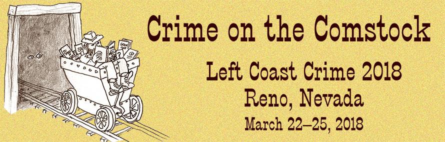 Left Coast Crime 2018